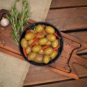 Оливки с острым перцем .jpg
