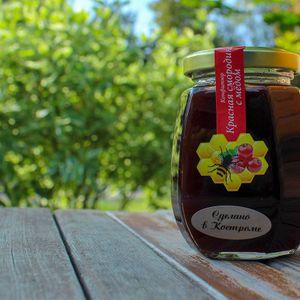 Конфитюр красная смородина с мёдом.jpg