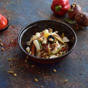 Лапша Медфуна с кальмаром и овощами.JPG