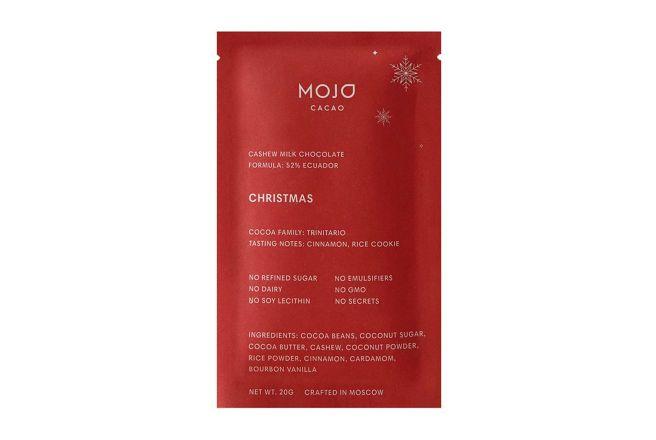 "Шоколад кешью ""Christmas"" 52% какао Mojo Cacao 20г.jpg"