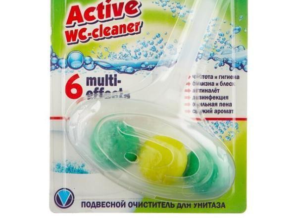Подвесной очиститель для унитаза (шарики) Чиртон Хвойная Свежесть.jpeg