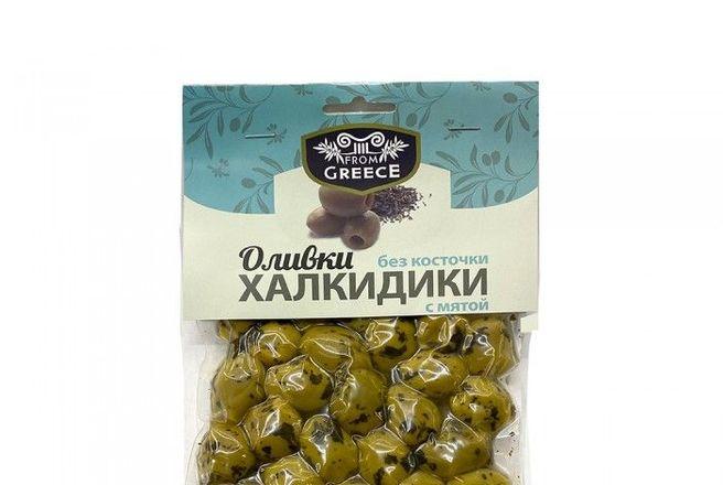 Оливки From Greece Халкидики без косточки с мятой.jpg