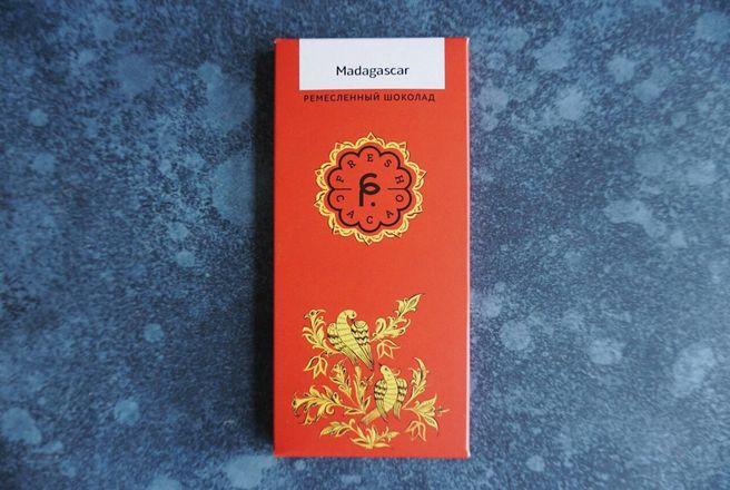 «Ориджин» горький ремесленный шоколад, 70 % какао,Madagascar Sambirano.jpeg