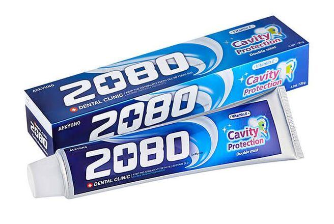 Зубная паста Dental Clinic 2080 Cavity Protection.jpg