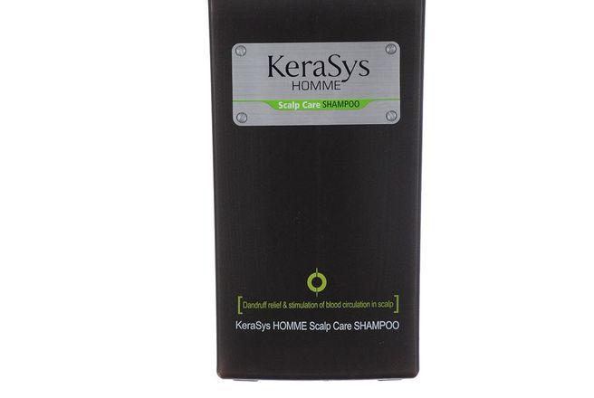 добавка Aekyung Kerasys Homme Scalp Care Шампунь мужской для лечения кожи головы.jpg