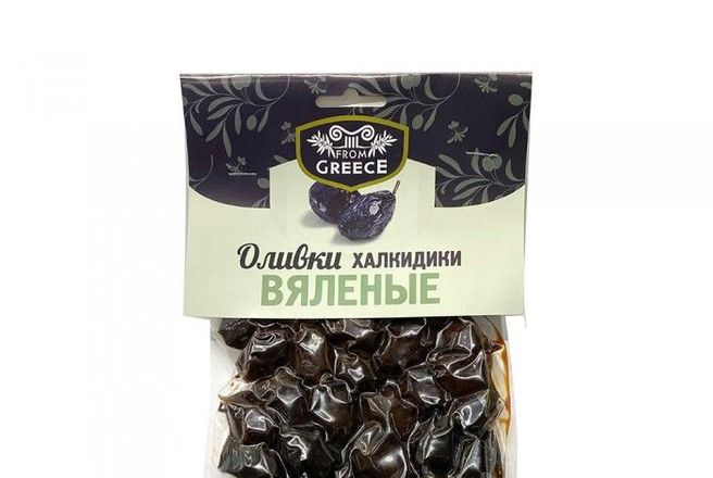 Оливки From Greece Вяленые Халкидики.jpg