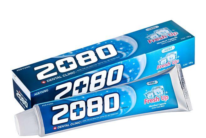 Зубная паста Dental Clinic 2080 Fresh Up.jpg